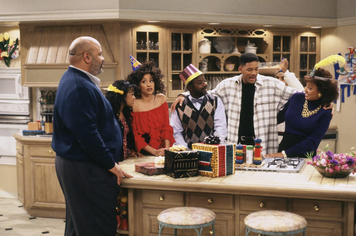 Prince Bel-Air's new kitchen