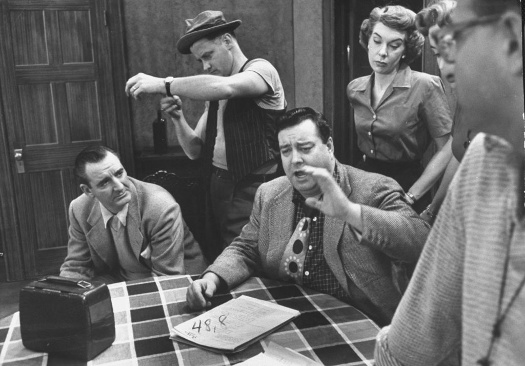 'The Honeymooners' was tossed during the editing