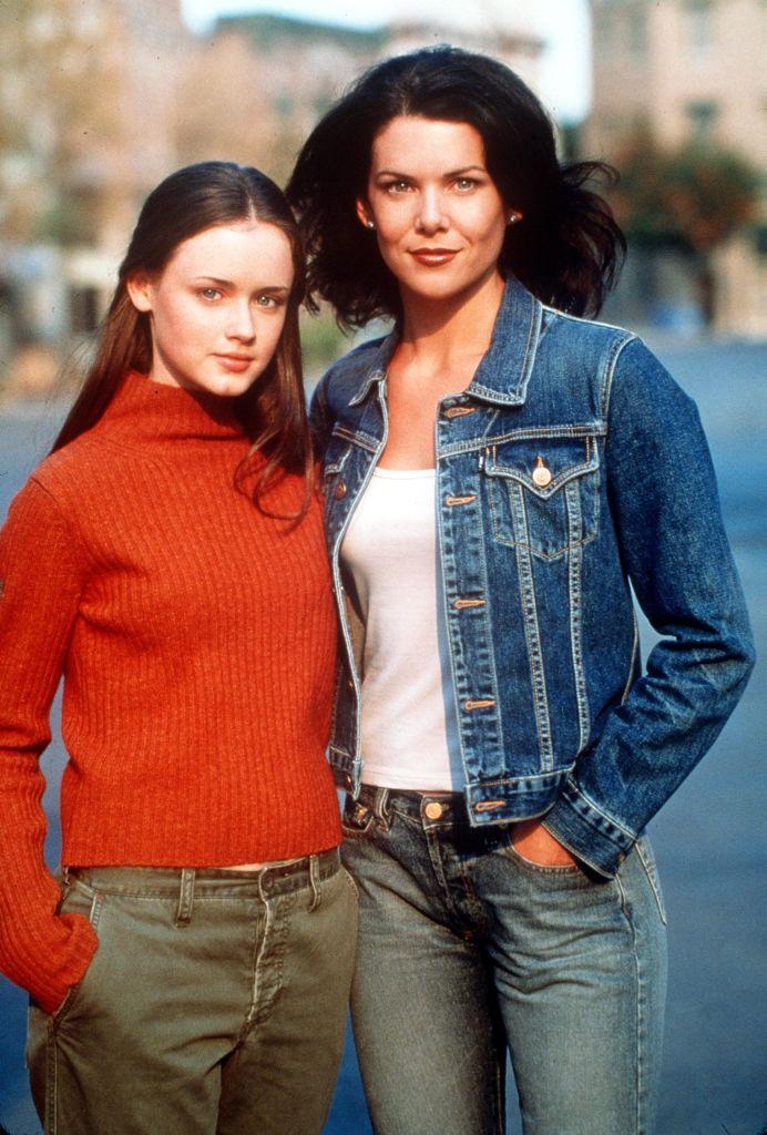 Cast Gilmore Girls