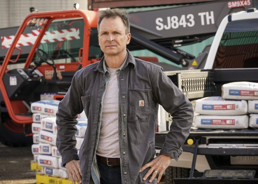 Phil Keoghan from 'The Amazing Race'