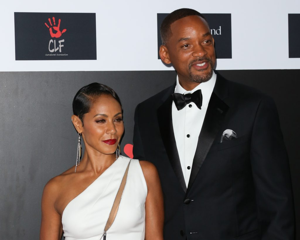 Jada Pinkett Smith and Will Smith  Paul Archuleta / Getty Pictures