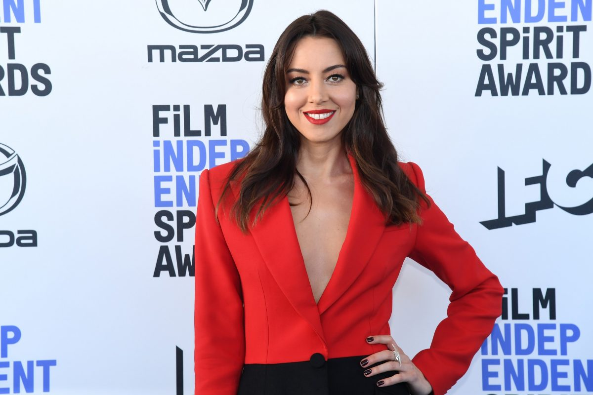 Aubrey Plaza will be attending the 2020 Independent Spirit Film Awards on February 08, 2020 in Santa Monica, California.