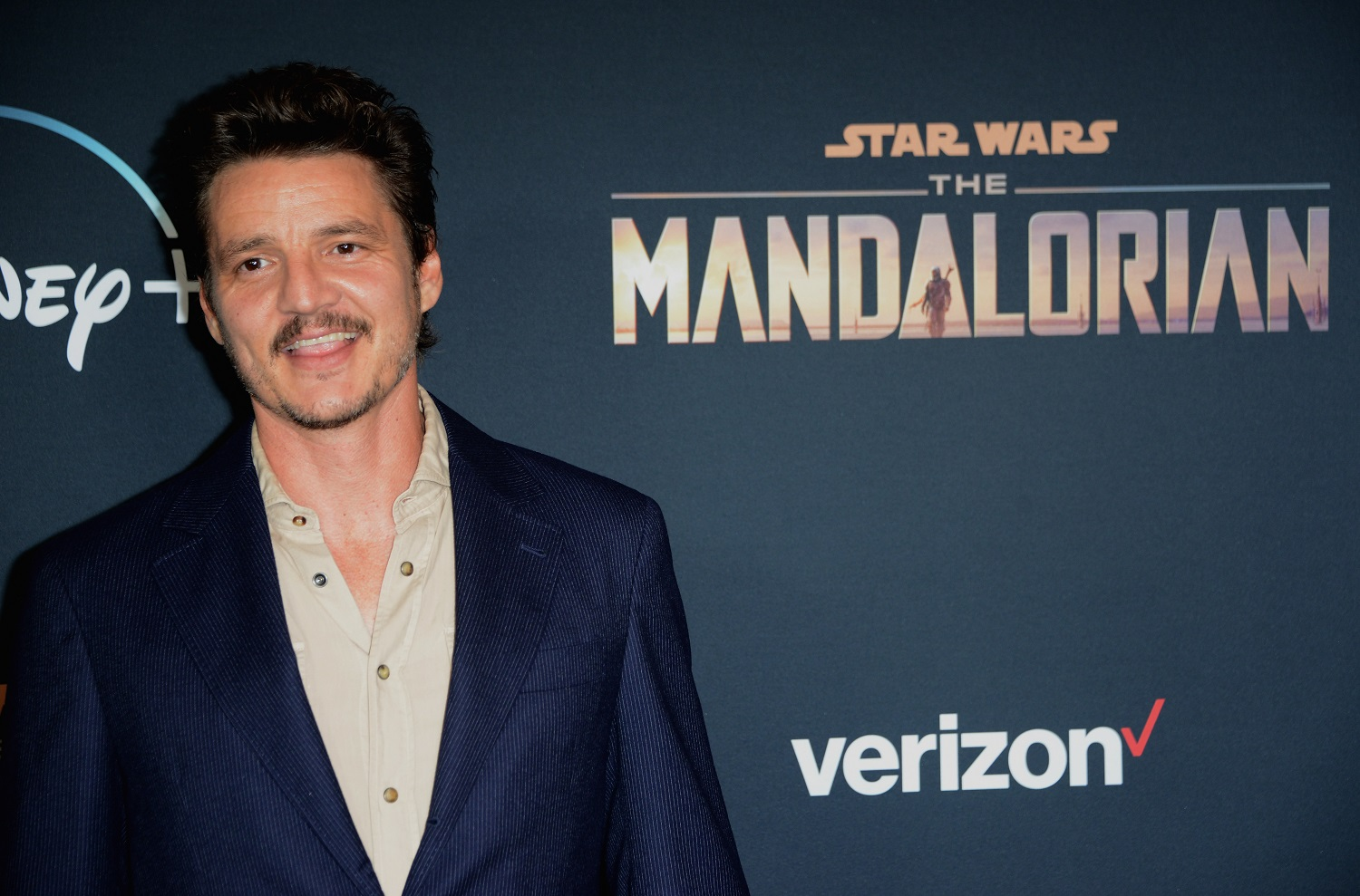 Pedro Pascal of the Mandalorian