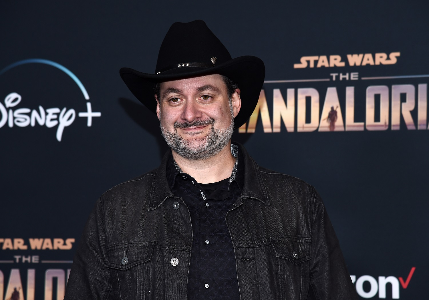 Dave Filoni from the Mandalorian