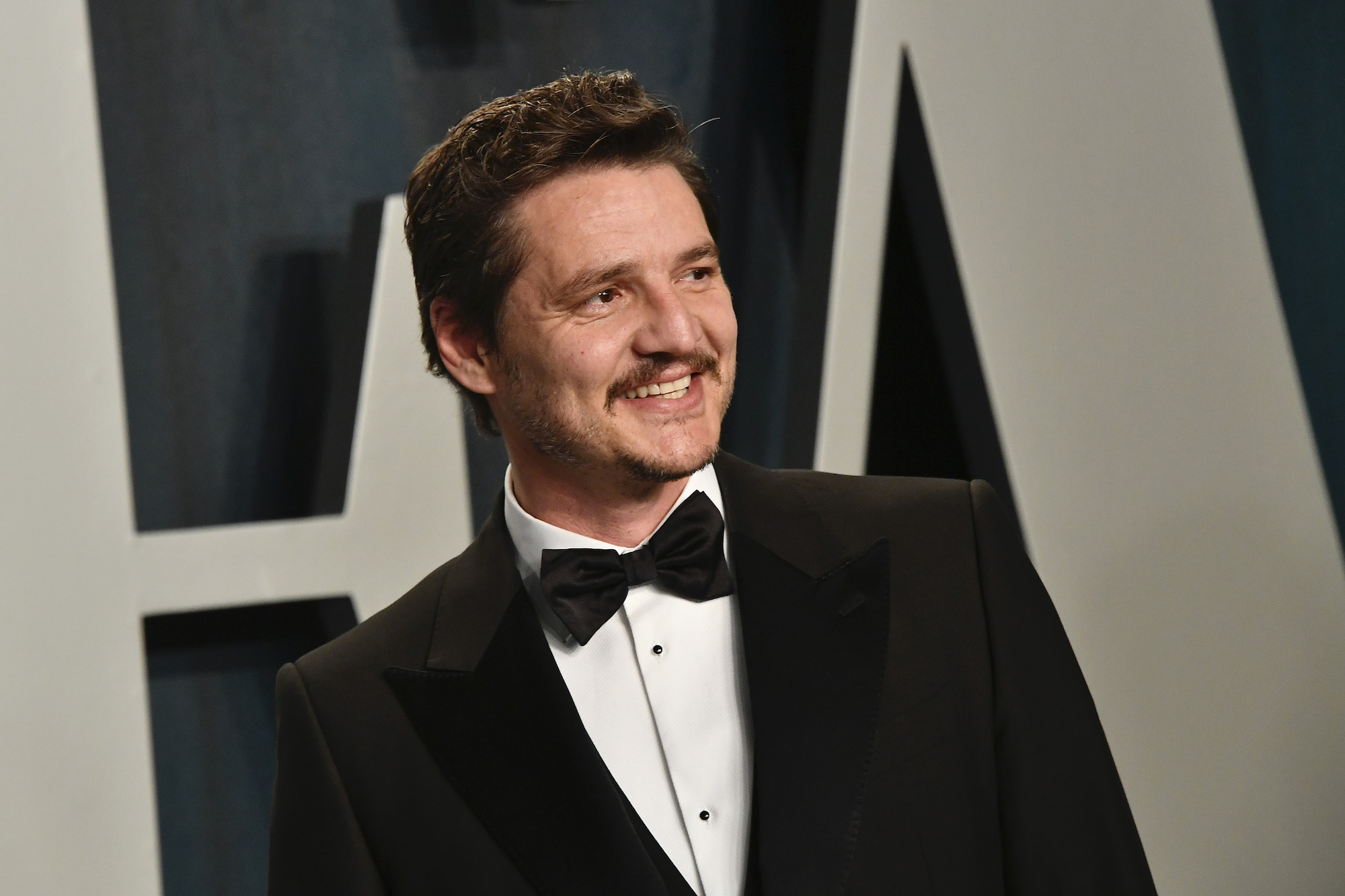 Pedro Pascal at the Vanity Festival 2020 Oscar Party at the Wallis Annenberg Center for the Performing Arts on February 09, 2020
