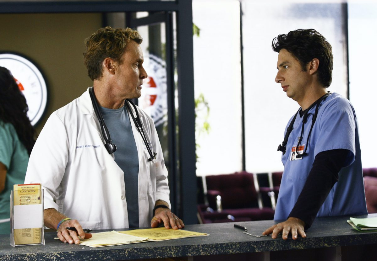 "SCRUBS - ""My Worst Enemy"""