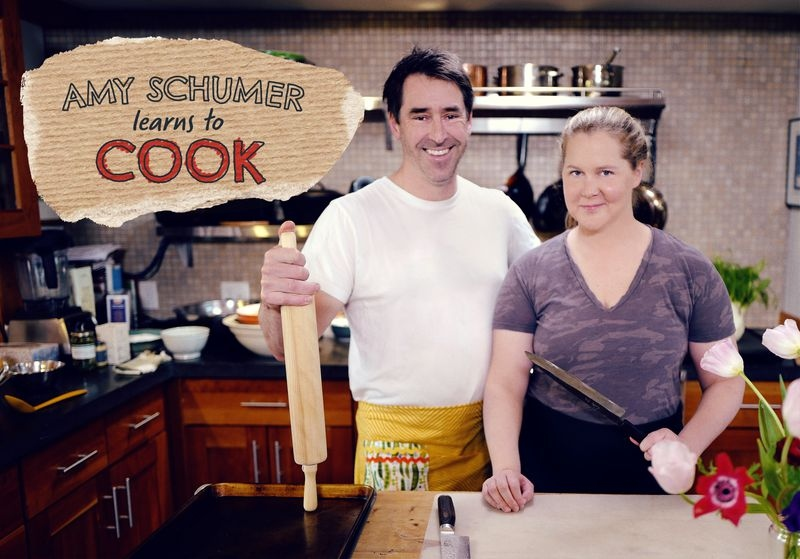'Amy Schumer loves to cook'