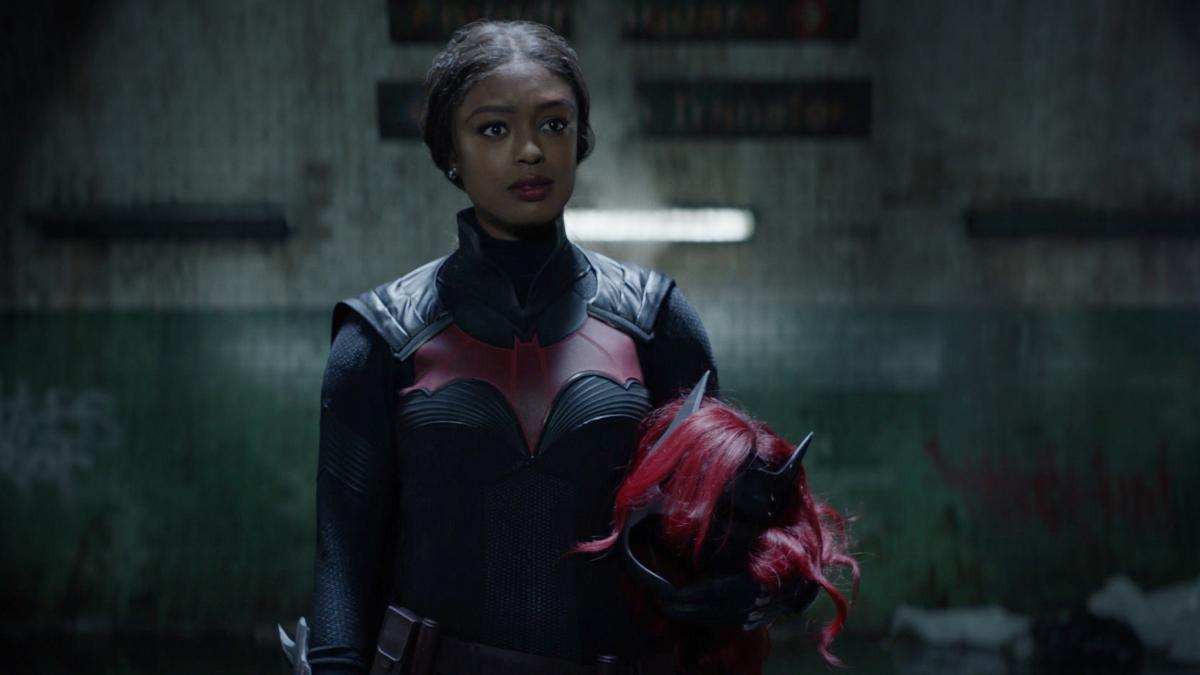 Batwoman: Javicia Leslie