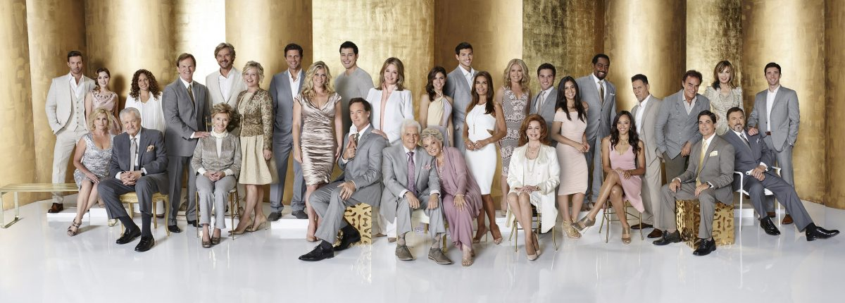 The crew of 'Days of Our Lives'