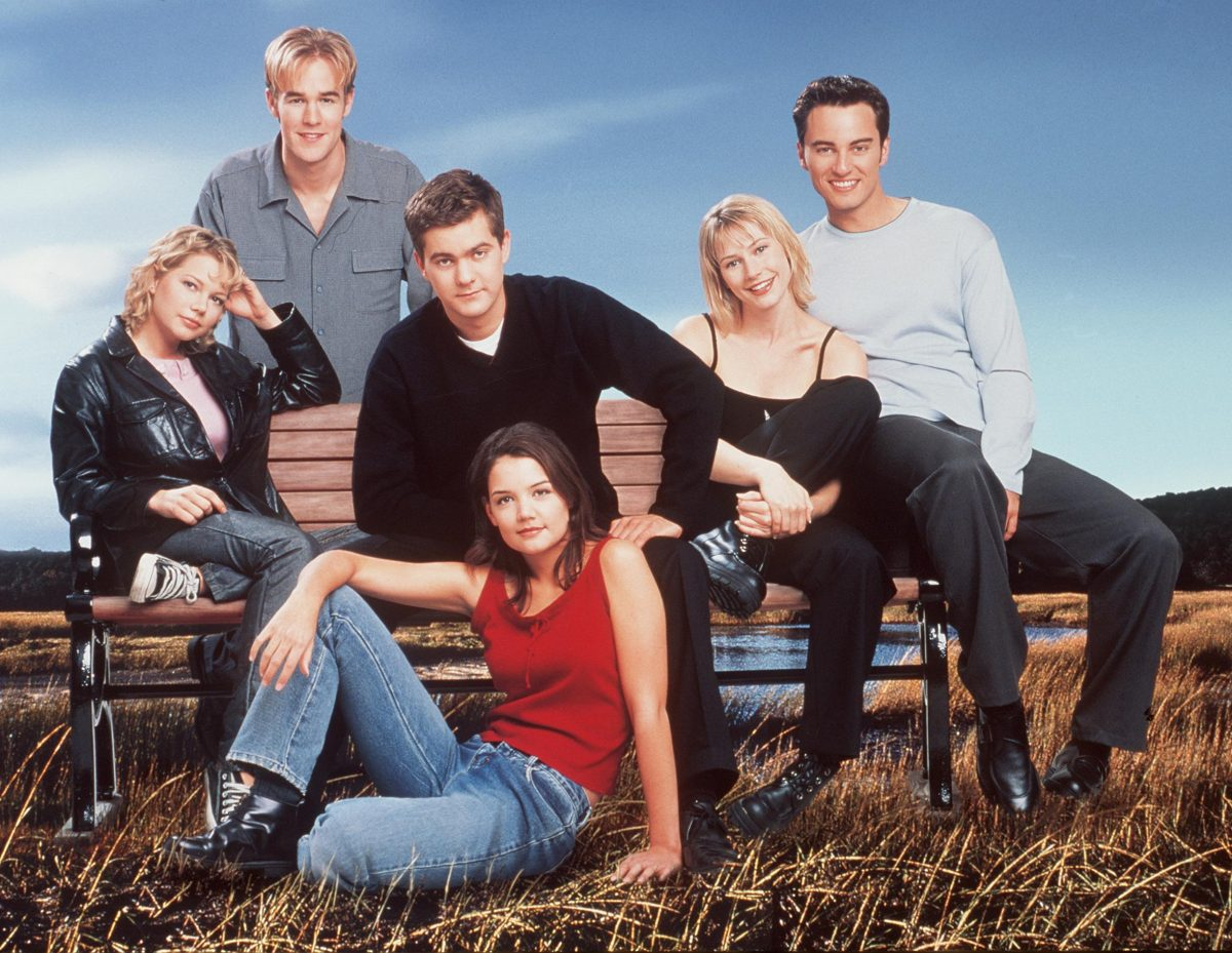 Season 3 throw 'Dawson's Creek'