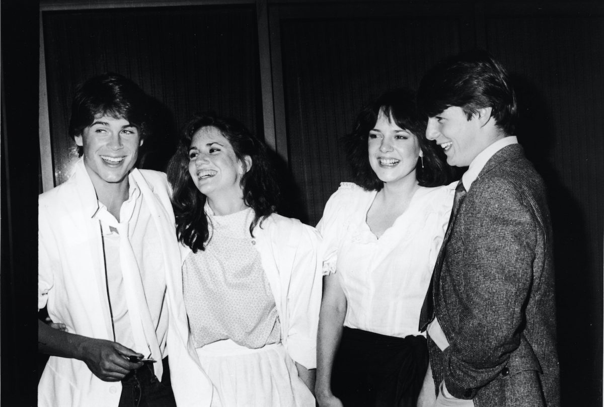 Rob Lowe, Melissa Gilbert, Michelle Meyrink, and Tom Cruise will attend a screening of the 1982 television film 'In The Custody of Strangers'