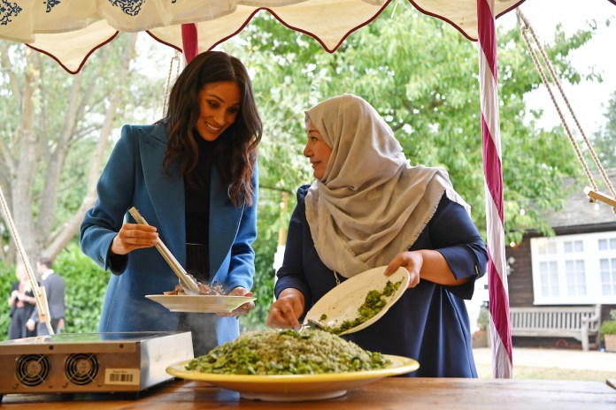 Meghan Markle launches 'Together' cookbook