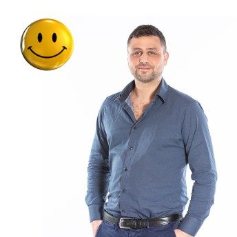 checco smile - francesco carrese