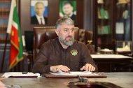 Д.Умаров поздравил с днем рождения депутата ГД А.Делимханова