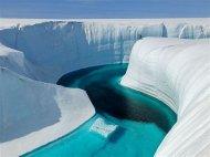 В Гренландии нашли подледное водохранилище, которое способно затопить всю планету