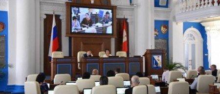 КРЫМ. Севастополь примет бюджет города на три года