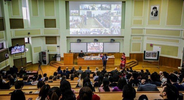 СЕВЕРНАЯ ОСЕТИЯ. Студенты-иностранцы СОГУ стали лауреатами фестиваля «Фольклор как исповедь народа»