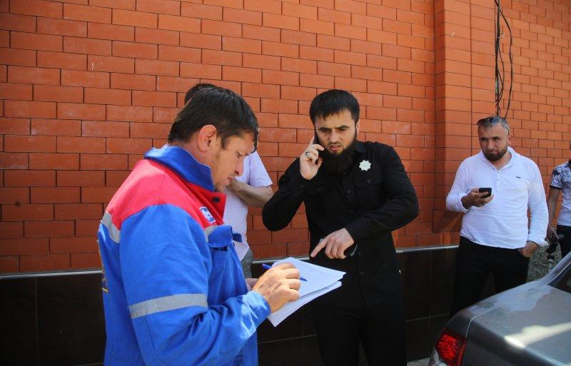 ЧЕЧНЯ. Выяснилось: жители Урус-Мартановского р-на задолжали «Чеченэнерго» 275 млн рублей