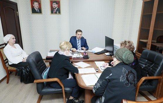 ЧЕЧНЯ. В Грозном планируется проведение Межрегионального женского форума «Социальные инициативы женщин в реализации национальных проектов»