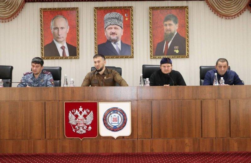 ЧЕЧНЯ. Жители Аргуна вносят свои предложения в народную программу «Единой России»