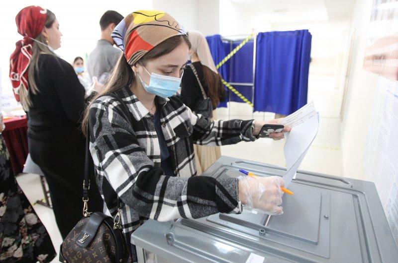 ЧЕЧНЯ. Э. Памфилова: Максимальная явка на выборах в Госдуму на 10:00 по мск зафиксирована в ЧР