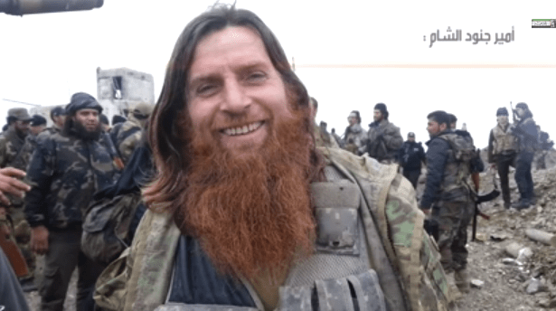 Syria Video: Muslim Shishani & Jundu Sham At Tower 45