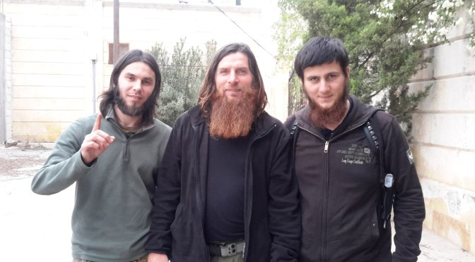 Syria: Sayfullakh Shishani's Jamaat Denies Rumors It Joined ISIS