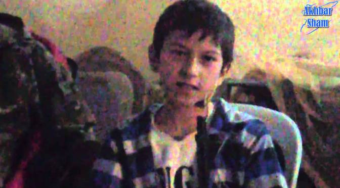 "Syria: Uzbek Jamaat Publishes Video Of Child ""Mujahid"" In Layramoun"