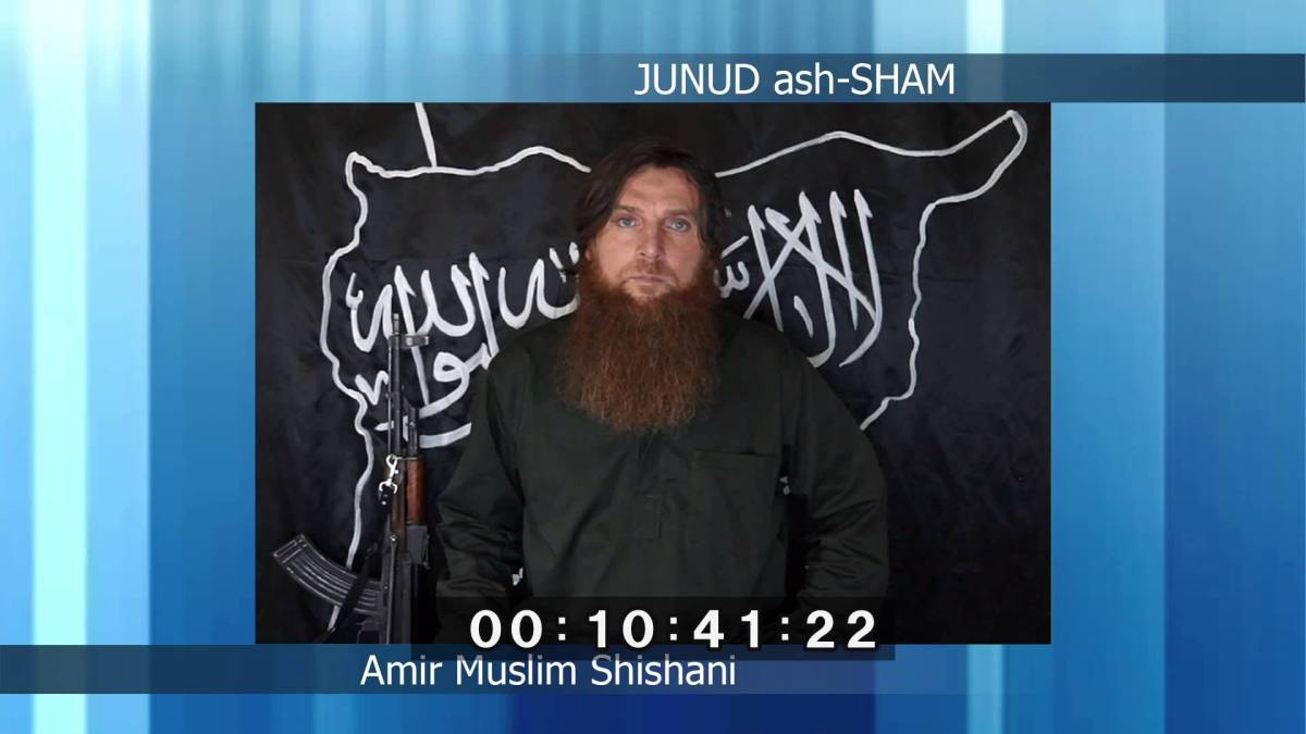 Muslim Abu Walid Shishani on the Fitna in Syria