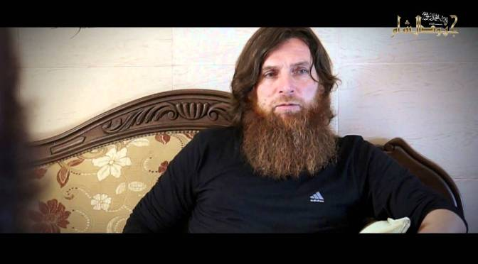 """Clash of Civilizations"" – Muslim Shishani criticizes Western imperialism, Capitalism"