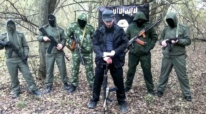 "Caucasus Emirate Casts Doubt On Video of ""Dagestani Emir"" Pledging To IS"