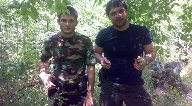 Ajnad al-Kavkaz Amir Abdul Hakim Shishani Was Amir of Central Sector In Chechnya