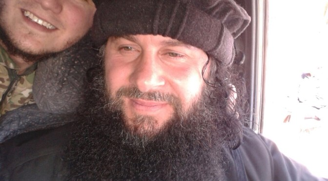 "Salakhuddin Shishani: ""scout & pathfinder"" who aided Esabaev and Gelaev in Pankisi in 2000-2002"