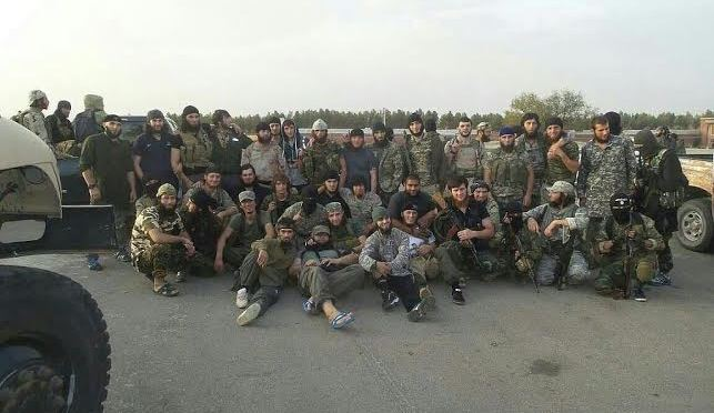 Akhmad Chatayev Led IS's North Caucasian Badr Katiba In Kobani, With Heavy Losses