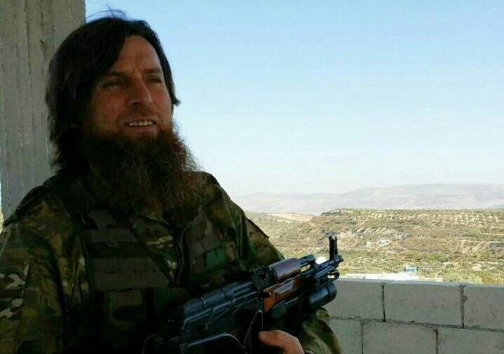 Muslim Shishani: 'I was never a terrorist & I've always hated terrorists'