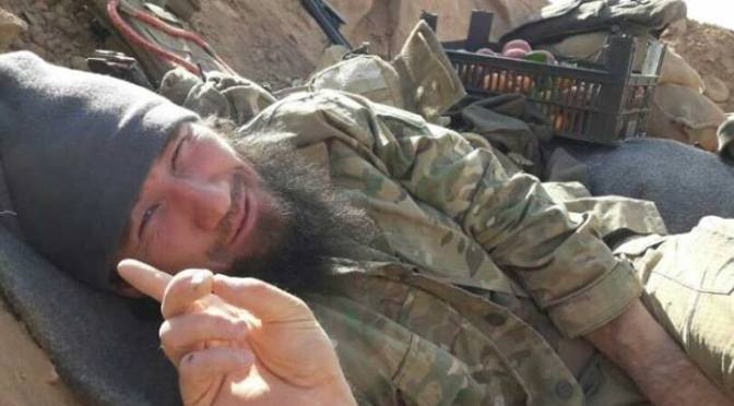 Nogai fighter in Liwa Muhajireen wal Ansar killed in Hama province