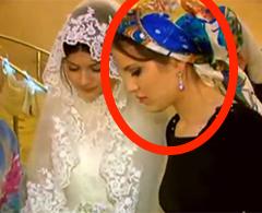 Седа Дударкаева родила 2 сыновей в Сирии, отчества Умаровичи