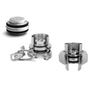 sanitary cartridge check valve SC