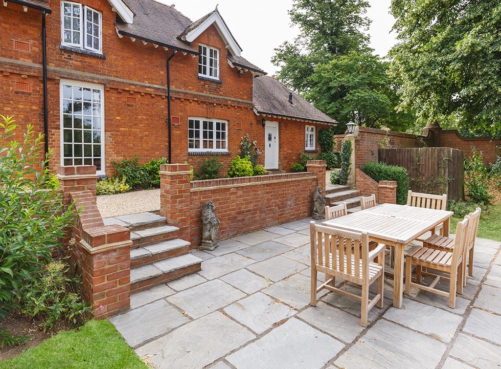 Patio Cost Guide | How Much Will It Cost? | Checkatrade Blog on Backyard Patio Cost id=60766