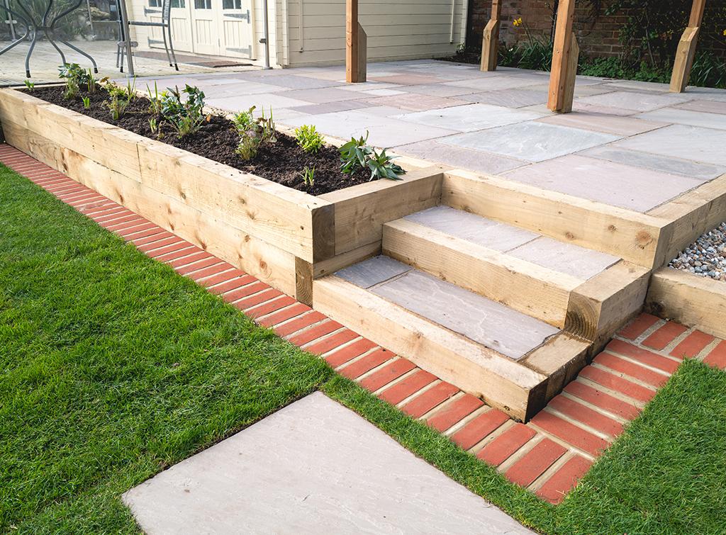 Decking Ideas   Inspiring Your Garden Decking Project ... on Backyard Deck Designs id=68817