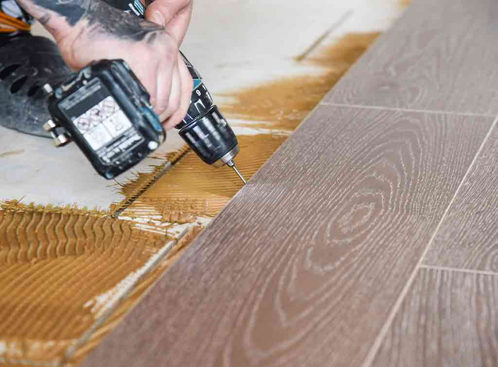 how to lay laminate flooring in 2021