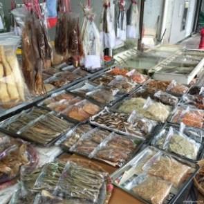 Dried Seafood - Cheung Chau, Hong Kong, China
