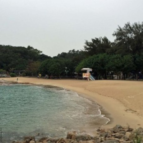 Hung Shing Yeh Beach, Lamma Island - Hong Kong, China