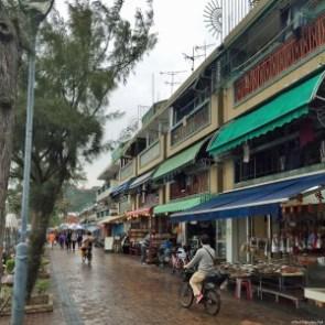 San Hing Praya Street - Cheung Chau, Hong Kong, China