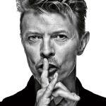 David Bowie ο Rock Star