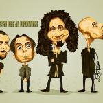 """""""η πιο μοναχική μέρα της ζωής μου"""" – Ταξιδεύουμε με τους System of a Down."""