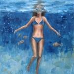 Η Aqua Gallery παρουσιάζει την τέταρτη έκθεση του #Rest@rt στη Σαντορίνη με θέμα: «THINK OF ME»