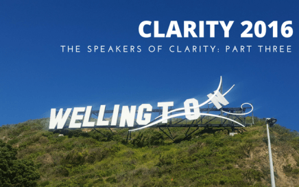 Speakers of Clarity Part Three (Credit: Verity White)