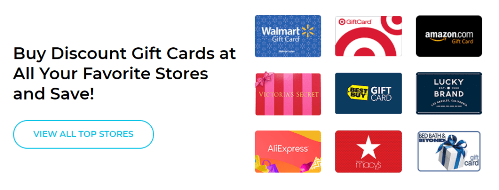 buy dozens of gift cards using crypto