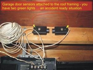 Garage Door Sensors | Overhead Door Opener Sensor Troubleshooting  CheckThisHouse
